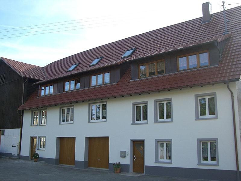 Haus Moriz, Münstergasse 10 - nach der Renovierung