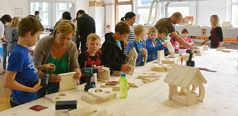 Geisinger Ferienprogramm 2016