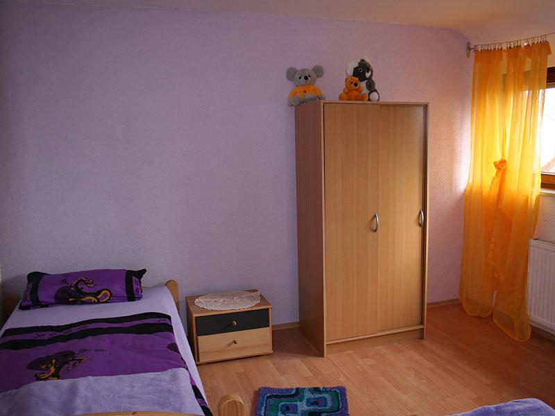 Schlafzimmer - Kinderzimmer