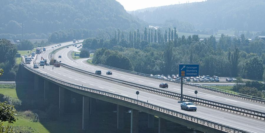 Danuvia81 Autobahnabfahrt Geisingen