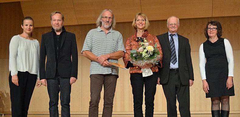 Kathrin Sorg, Markus Uhrig, Hans Klenner, Monika Wenger, Paul Haug und Ulrike Benz