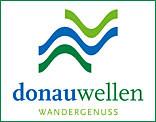 Donaubergland Logo Donauwellen