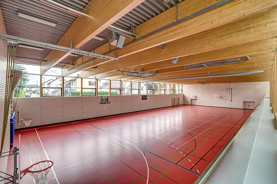 Stadthalle Geisingen - Sporthalle