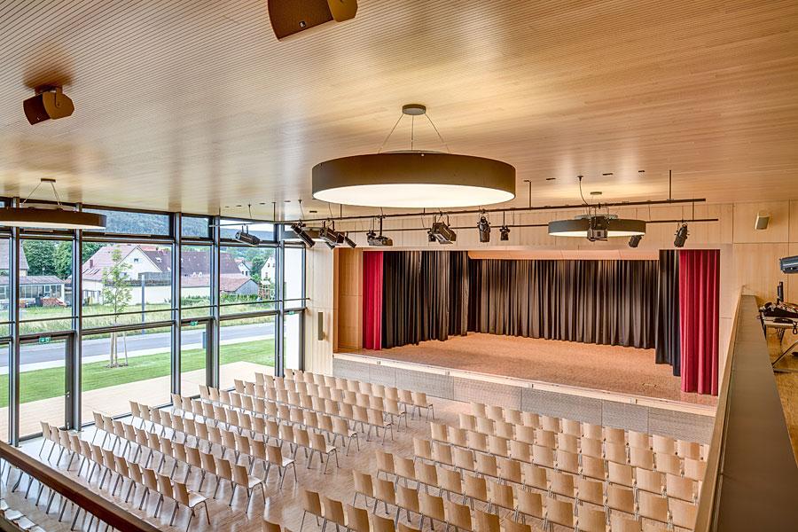 Stadthalle Geisingen Hans-Sorg-Saal