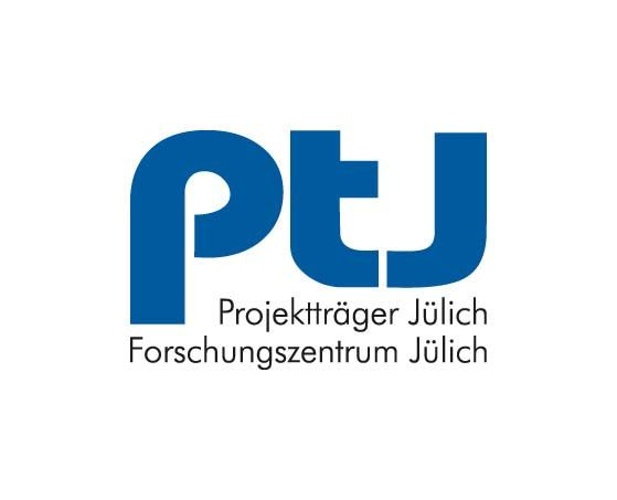 Logo Projektträger Jüllich