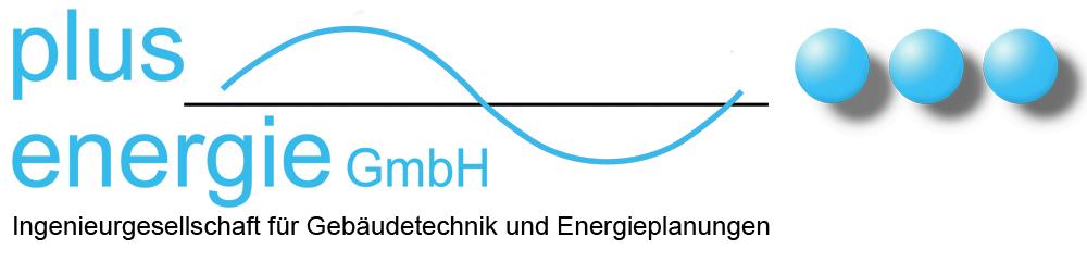 Logo plus-energie GmbH