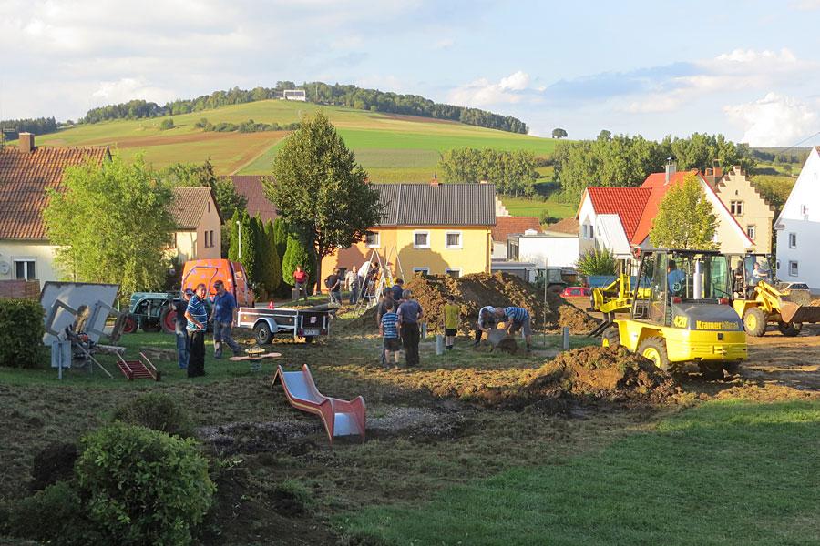 Mehrgenerationenplatz Gutmadingen