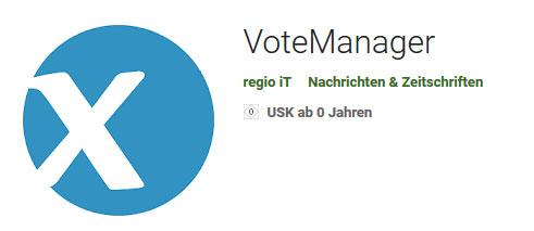 Logo VoteManager