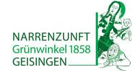 Logo Narrenzunft Grünwinkel Geisingen