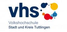 Logo vhs Stadt und Kreis Tuttlingen
