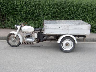 Motorrad Faber