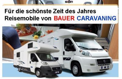 BAUER CARAVANING * Ihr Partner für Reisemobile und Wohnwagen