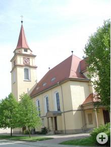 Katholische Kirche St. Nikolaus Aulfingen