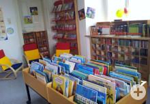 Bücherei Kirchen-Hausen