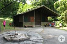 Krähenlochhütte Gutmadingen