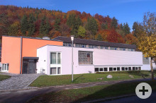 Kirchtalhalle Kirchen-Hausen