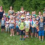 Geisinger Ferienprogramm 2018 - Schnitzeljagd im Freien