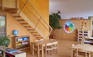 """Katholischer Kindergarten """"Sankt Michael"""" Leipferdingen"""