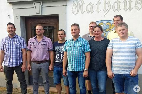 Christian Merz, Markus Wullich, Jonas Heizmann, Stefan Keller, Fabian Setz, Heike Theuerkauf, Michael Amma, Norbert Hirt