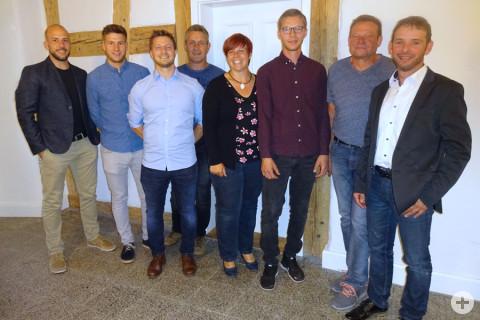 Jochen Glunk, Marcel Huber, Matthias Huber, Bernd Wullich, Tanja Weiler, Markus Willmann, Thomas Becker, Norbert Weber