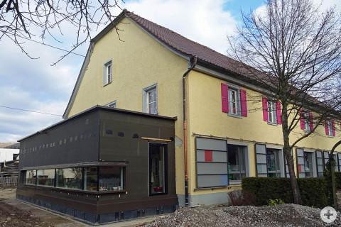 """Neuer Anbau an der Kindertagesstätte """"Am Stadtgraben"""""""