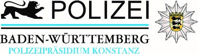 Logo Polizei Baden-Württemberg, Polizeipräsidium Konstanz